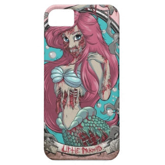 the little meirmaid zombie iPhone SE/5/5s case