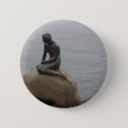 The Little Mermaid Button