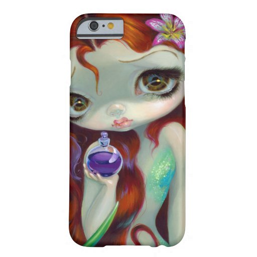 """""""The Little Mermaid"""" iPhone 6 case"""