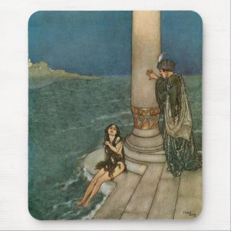 The Little Mermaid Mouse Pad