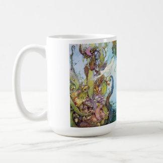 The Little Mermaid vintage art mug