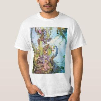 The Little Mermaid vintage art T-shirt