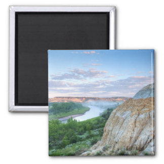 The Little Missouri River at the Little 2 Inch Square Magnet