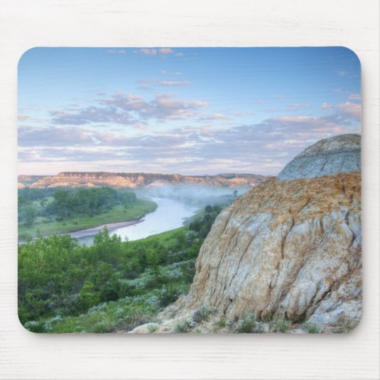The Little Missouri River at the Little Mouse Pad