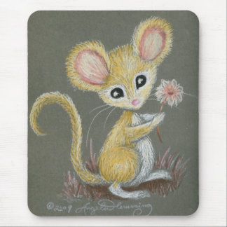 The Little Mouse Mouse Pad