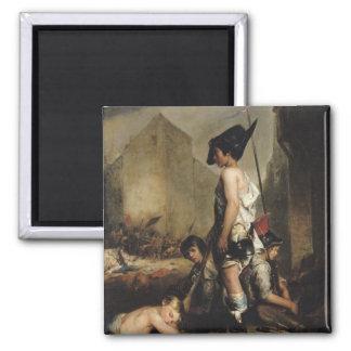 The Little Patriots, 1830 Magnet