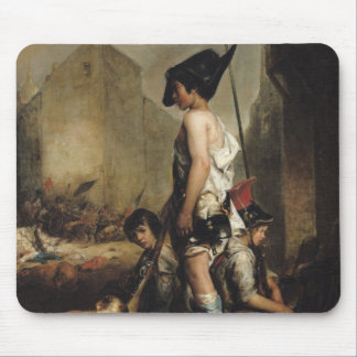The Little Patriots, 1830 Mouse Pad