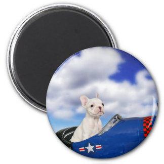 The little pilot magnet