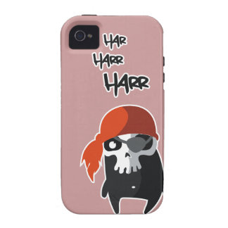 The little pirate Case-Mate iPhone 4 cover