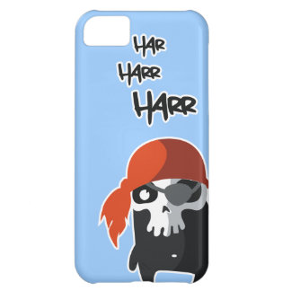 The little pirate iPhone 5C covers