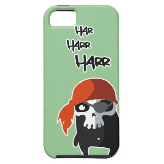 The little pirate iPhone 5 case