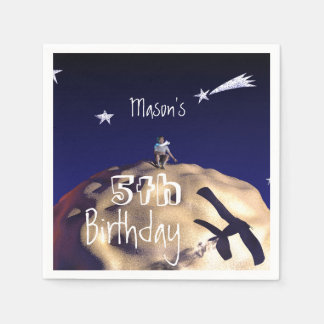THE LITTLE PRINCE 5th Birthday Paper napkins