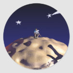 """THE LITTLE PRINCE after """"Le Petit Prince"""" Stickers"""