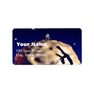 THE LITTLE PRINCE - Customizable Address Labels