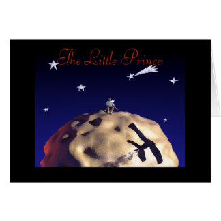 THE LITTLE PRINCE Greeting Card Greeting Card