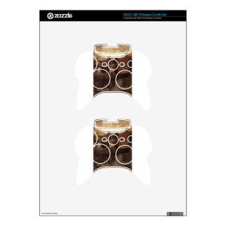 The Little Red House by James McNeill Whistler Xbox 360 Controller Skins