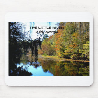 THE LITTLE RIVER - Adel, Georgia Mouse Pad