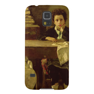 The Little Schoolboy, or The Poor Schoolboy Galaxy S5 Covers