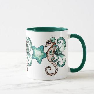 The Little Sea Horse Mug