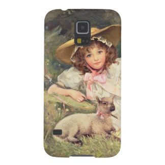 The Little Shepherdess Galaxy S5 Covers