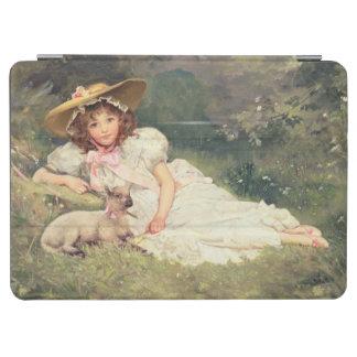 The Little Shepherdess iPad Air Cover