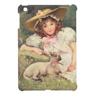 The Little Shepherdess iPad Mini Cases