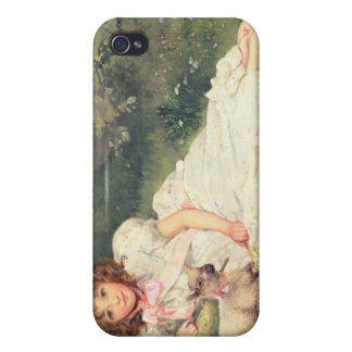 The Little Shepherdess iPhone 4/4S Cover