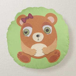 The Little Star Bear Character Pillow