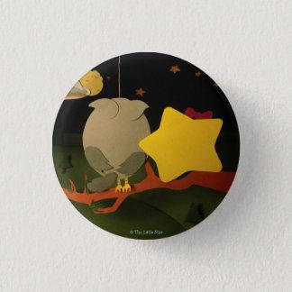 The Little Star Best Friends Button