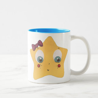 The Little Star Character Mug