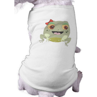 The Little Star Dog Frog T-Shirt