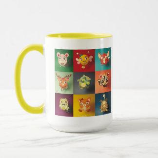 The Little Star & Friends Jumbo Mug
