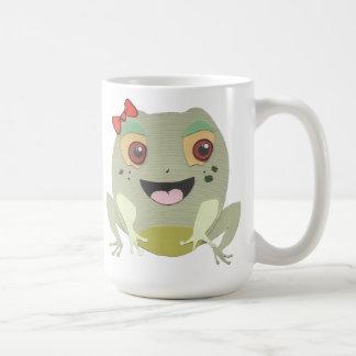 The Little Star Jumbo Frog Character Mug