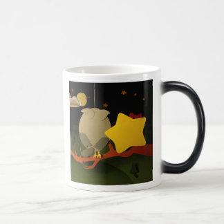 The Little Star Morphing Best Friends Mug