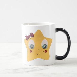 The Little Star Morphing Character Mug