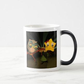 The Little Star Morphing Friendly Talk Mug
