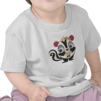 The Little Star Skunk Character T-Shirt
