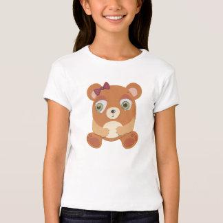 The Little Star Teddy Bear Bella T-Shirt