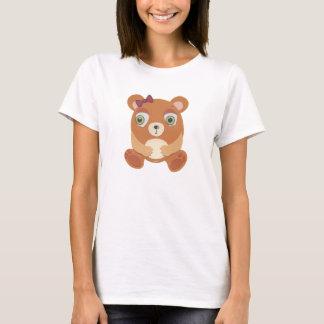 The Little Star Teddy Bear T-Shirt
