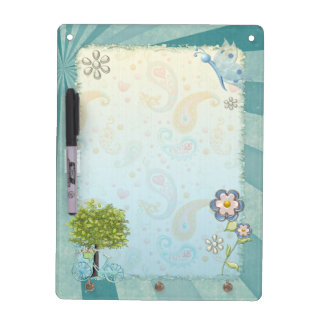 The Little Things Mixed Media Dry Erase Board