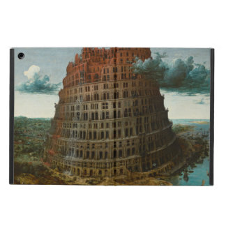 The Little Tower of Babel by Pieter Bruegel Case For iPad Air