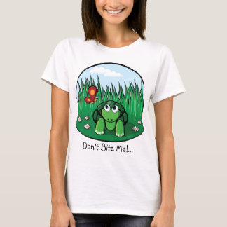 The Little Turtle Girl T-shirt