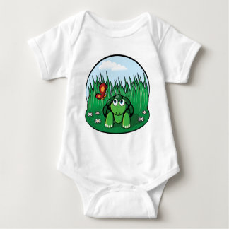 The Little Turtle Infant Baby Bodysuit