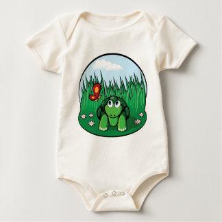 The Little Turtle Infant Bodysuit
