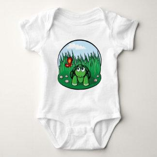 The Little Turtle Infant T Shirt