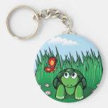 The Little Turtle keychain