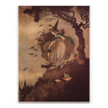 The Little Witch Letterhead