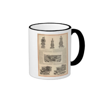 The Littlefield Stove Manufacturing Company Coffee Mugs