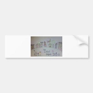 The Littlest Helpers is going Viral! Bumper Sticker