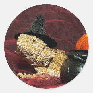 The Littlest Witch Classic Round Sticker
